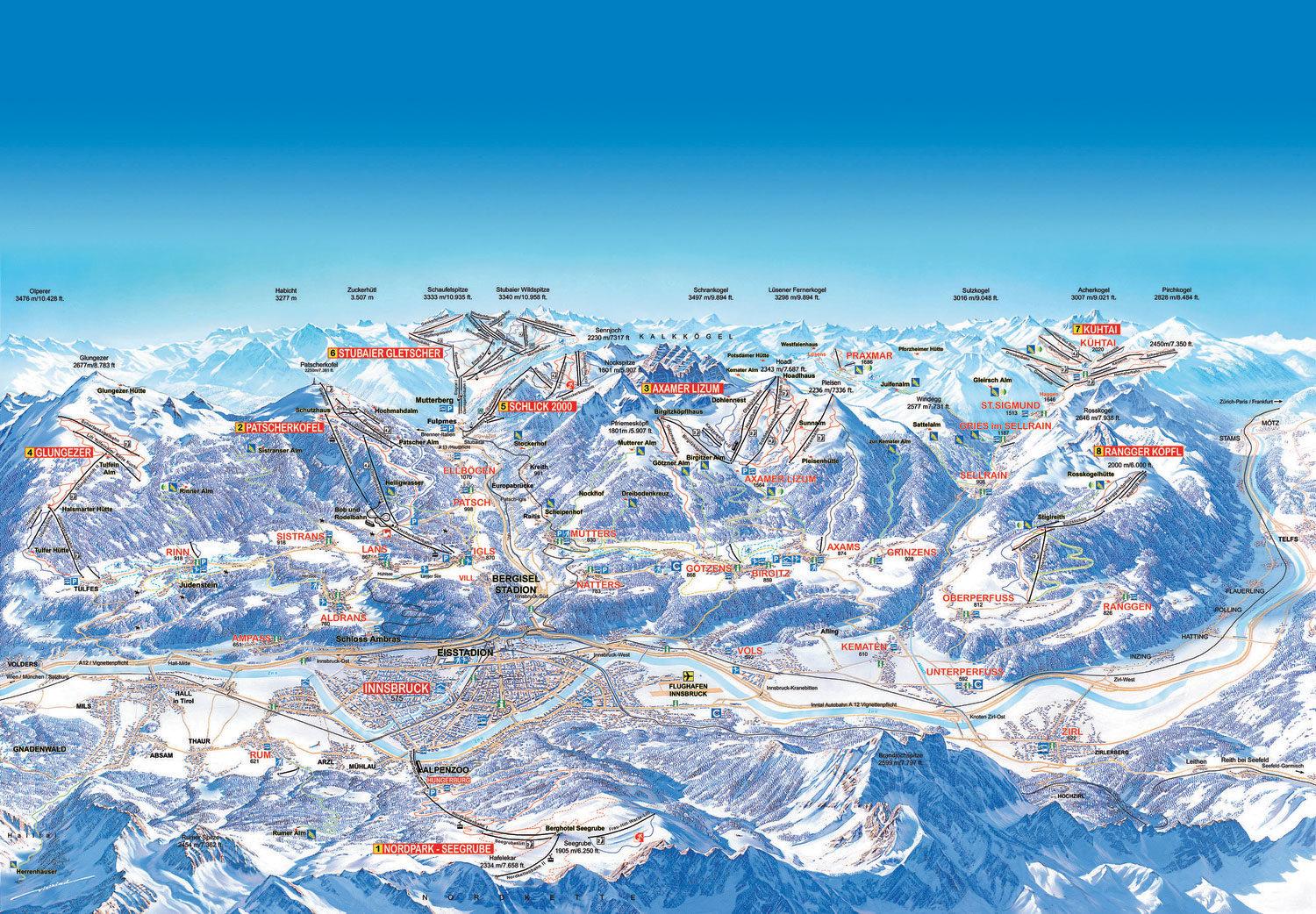 map of colorado ski areas with Innsbruck on Piste Map furthermore Colorado Elevation Map moreover Stevens Pass Ski Trail Map as well Steamboat 20Smokehouse likewise The Best Ski Town Celebrations For New Years Eve.