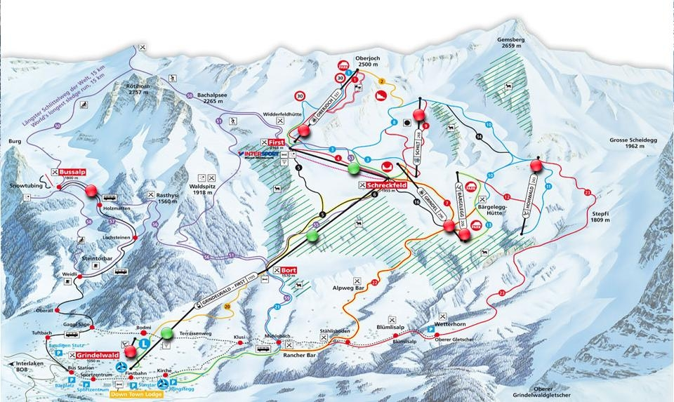 ski north carolina map with Grindelwald on PalArinsal additionally 11098 additionally Resort riding as well Panoramic Map Of Highlands Of Roan From TN besides Havelock.