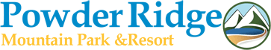 Powder Ridge, Connecticut Ski Resort Logo